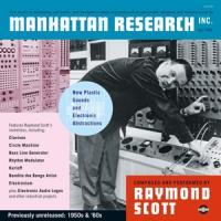 Scott, Raymond - Manhattan Research (Transparent Vinyl) (3LP)