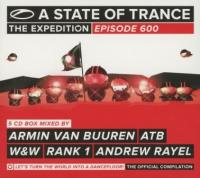 A State Of Trance 600 (5CD) (cover)