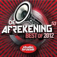 De Afrekening 53 (Best Of 2012) (2CD) (cover)