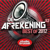 De Afrekening 53 (Best Of 2012) (2CD) (cover)