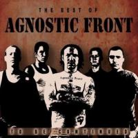 Agnostic Front - Best Of: To Be Continued (cover)