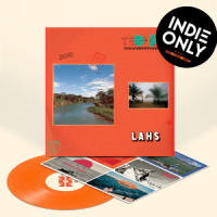 Allah Las - Lahs (Orange Vinyl) (LP)