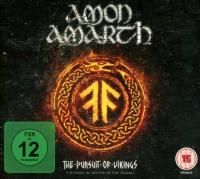 Amon Amarth - Pursuit of Vikings (25 Years In the Eye of the Storm) (2DVD+CD)