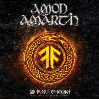 Amon Amarth - Pursuit of Vikings (Live At Summer Breeze) (2LP)