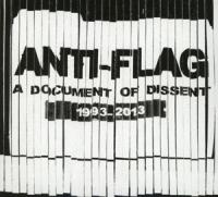Anti-flag - A Document Of Dissent (cover)