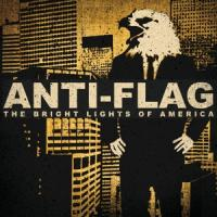 Anti-flag - Bright Lights Of America (LP) (cover)