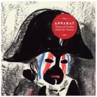 Apparat - Krieg Und Frieden (Music For Theatre) (LP) (cover)