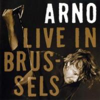 Arno - Live In Brussels (cover)