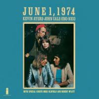 Ayers, Kevin & John Cale & Brian Eno & Nico - June 1, 1974 (LP)