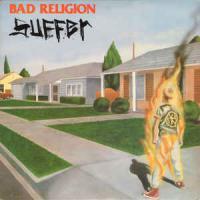Bad Religion - Suffer (LP) (cover)