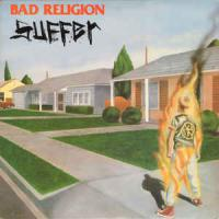 Bad Religion - Suffer (LP) (cover)