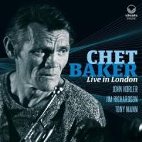Baker, Chet - Live In London (2CD)