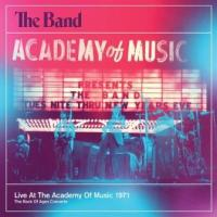 Band - Live At The Academy (BOX) (4CD+DVD) (cover)