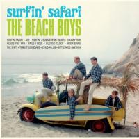Beach Boys - Surfin' Safari (Transparent Green Vinyl) (LP)