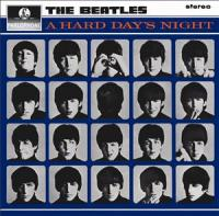 Beatles - A Hard Day's Night (LP)