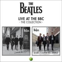 Beatles - On Air: Live At The BBC (Volume 1+2) (4CD) (cover)