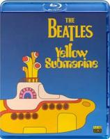 Beatles, The - Yellow Submarine (BluRay) (cover)