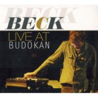 Beck - Live At Budokan (cover)