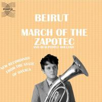 Beirut - March Of The Zapotec (LP) (cover)