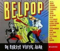 Various Artists - Belpop 50 Jaar (cover)