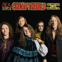 Big Brother & The Holding Company - Sex, Dope and Cheap Thrills (2LP)