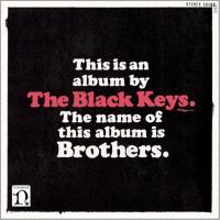 Black Keys - Brothers (LP) (cover)