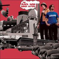 Black Keys - Rubber Factory (LP) (cover)
