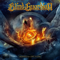 Blind Guardian - Memories Of A Time To Come (Deluxe) (cover)
