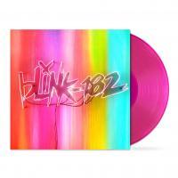 Blink 182 - Nine (Neon Magenta Vinyl) (LP)