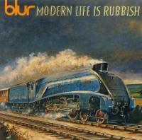 Blur - Modern Life Is Rubbish (2LP) (cover)