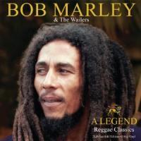 Marley, Bob  - Legend (LP) (cover)