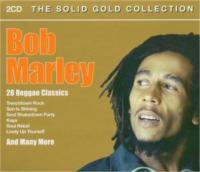 Marley, Bob - The Solid Gold Collection (cover)