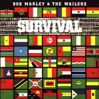 Marley, Bob & The Wailers - Survival (cover)