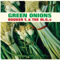 Booker T & The MG's - Green Onions (Transparant Green Vinyl) (LP)