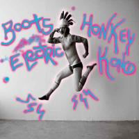 Boots Electric - Honkey Kong (LP) (cover)
