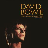 Bowie, David - A New Career In a New Town (1977-1982) (11CD+BOOK)