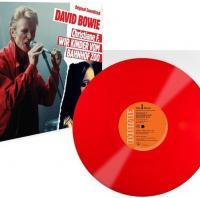 Bowie, David - Christiane F. (Wir Kinder Vom Bahnhoff Zoo) (Red Vinyl)