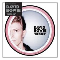 "Bowie, David - Heroes (40th Anniversary) (7"")"