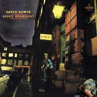Bowie, David - The Rise And Fall Of Ziggy Stardust And The Spiders From Mars (45th Anniversary) (Gold Vinyl) (LP)
