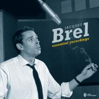 Brel, Jacques - Essential Recordings 1954-1962 (LP)