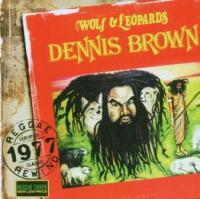 Brown, Dennis - Wolf & Leopards (cover)