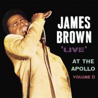 Brown, James - Live At The Apollo Vol. II (3LP)