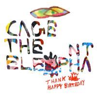 Cage The Elephant - Thank You Happy Birthday (cover)