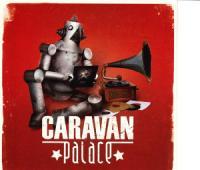 Caravan Palace - Caravan Palace (cover)