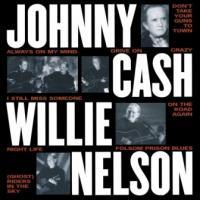 Cash, Johnny & Willie Nelson - VH1 Storytellers (cover)