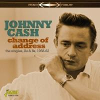 Cash, Johnny - Change of Address (The Singles, As & Bs, 1958-62)
