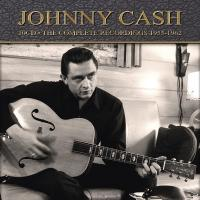 Cash, Johnny - Complete Recordings 1955-1962 (10CD)