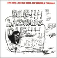Cave, Nick & Bad Seeds - Dig Lazarus Dig (+Book) (cover)