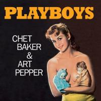 Chet Baker & Art Pepper - Playboys (Orange Vinyl) (LP)