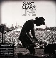 Clark, Gary Jr. - Gary Clark Jr. Live (cover)